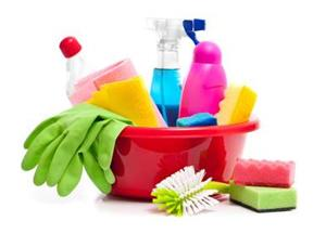Rebatshepile  cleaning  chemicals